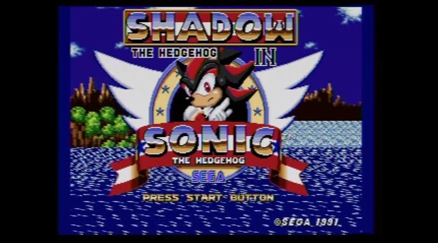 "Retro Review: ""Shadow in Sonic the Hedgehog (Sega Mega Drive"