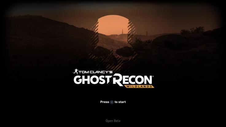 Tom Clancy's Ghost Recon® Wildlands - Open Beta_20170224220332