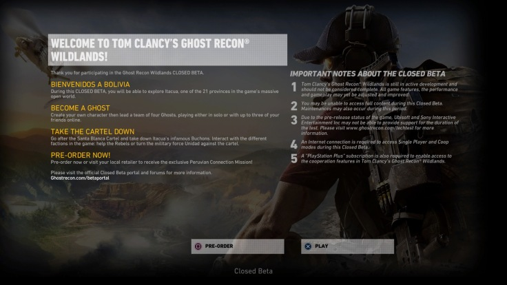 Tom Clancy's Ghost Recon® Wildlands - Closed Beta_20170204212017