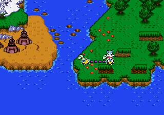 Tiny Toon Adventures - Buster's Hidden Treasure (Europe)-3