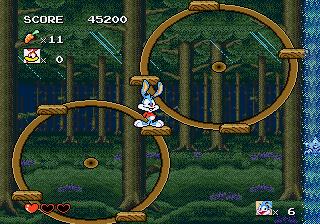 Tiny Toon Adventures - Buster's Hidden Treasure (Europe)-33