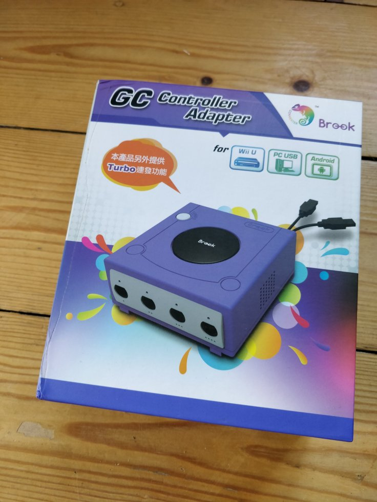 Hardware Gamecube Adapter F 252 R Moderne Systeme Nerdicreviews