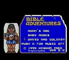 Bible Adventures (USA) (Unl)-2