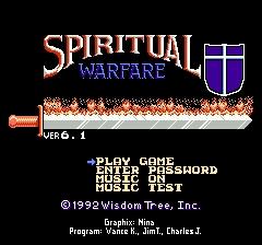Spiritual Warfare (USA) (v6.1) (Unl)-1