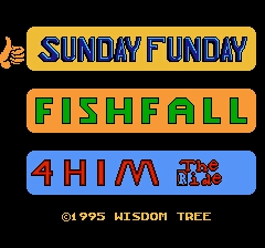 Sunday Funday - The Ride (USA) (Unl)-0