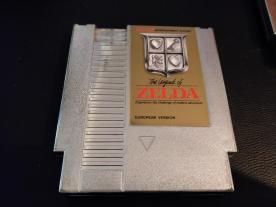 """Ohne Siegel: Deutsche Erstauflage von """"The Legend of Zelda"""""""