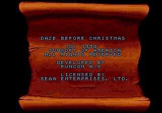 Daze Before Christmas (Australia)-0