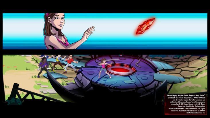 Saban's Mighty Morphin Power Rangers: Mega Battle_20180725214121