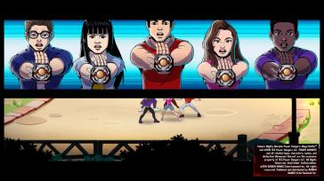 Saban's Mighty Morphin Power Rangers: Mega Battle_20180725214310