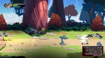 Saban's Mighty Morphin Power Rangers: Mega Battle_20181221234748