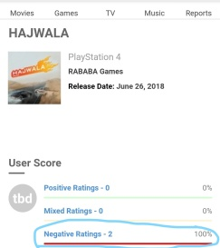 https://www.metacritic.com/game/playstation-4/hajwala