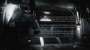"""RESIDENT EVIL 2 """"1-Shot Demo""""_20190111220009"""