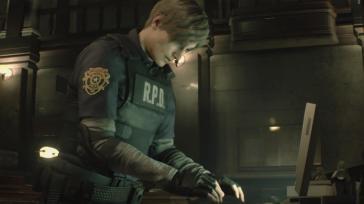"""RESIDENT EVIL 2 """"1-Shot Demo""""_20190111220049"""