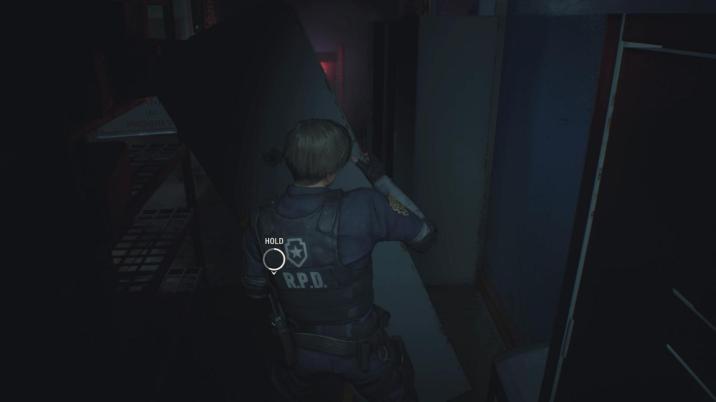 """RESIDENT EVIL 2 """"1-Shot Demo""""_20190111220423"""