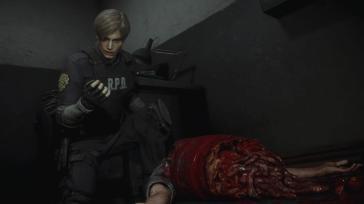 """RESIDENT EVIL 2 """"1-Shot Demo""""_20190111220549"""