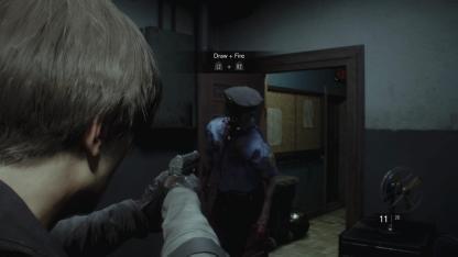 """RESIDENT EVIL 2 """"1-Shot Demo""""_20190111220633"""