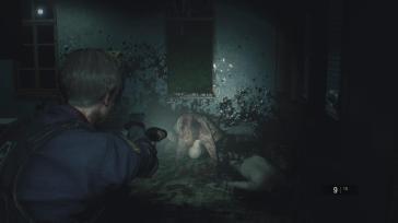 """RESIDENT EVIL 2 """"1-Shot Demo""""_20190111220719"""