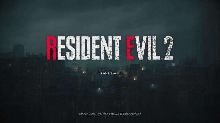 """RESIDENT EVIL 2 """"1-Shot Demo""""_20190111223217"""