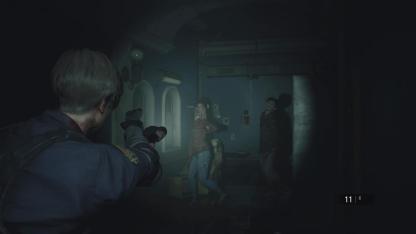 """RESIDENT EVIL 2 """"1-Shot Demo""""_20190111220742"""