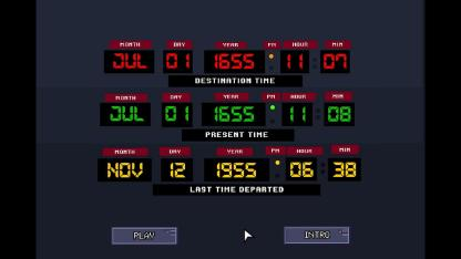 TFG - BTTF III - Timeline of MI 18.02.2019 , 21:19:51 The Fan Game - FREE -