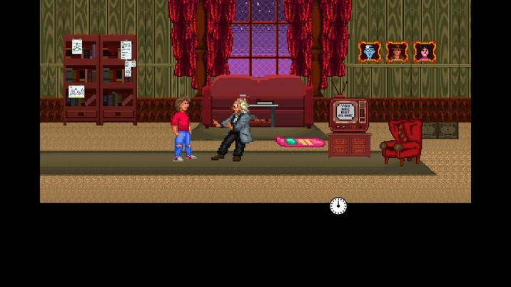 TFG - BTTF III - Timeline of MI 18.02.2019 , 21:39:32 The Fan Game - FREE -