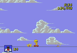 Sylvester & Tweety in Cagey Capers (Europe)-15