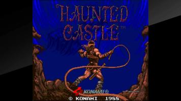 Arcade Archives HAUNTED CASTLE_20190601222831