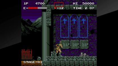 Arcade Archives HAUNTED CASTLE_20190601223659