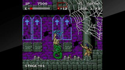 Arcade Archives HAUNTED CASTLE_20190601223718