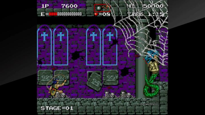Arcade Archives HAUNTED CASTLE_20190601224924