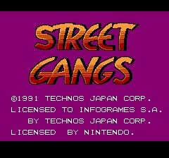 Street Gangs (Europe)-0