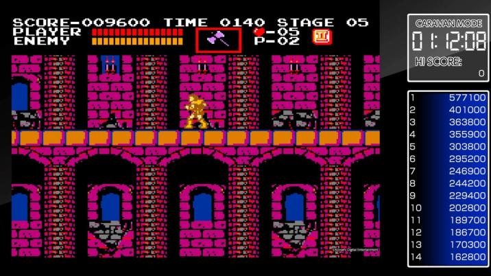 Arcade Archives VS. CASTLEVANIA_20200121221123